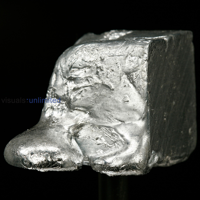 Dali cube.<br /> An example of the element Gallium