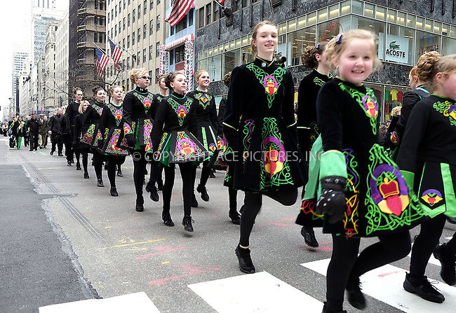 WWW.ACEPIXS.COM....March 16, 2013...New York City....Atmosphere at the St Patrick's Day Parade on March 16, 2013 in New York City ......By Line: Curtis Means/ACE Pictures......ACE Pictures, Inc...tel: 646 769 0430..Email: info@acepixs.com..www.acepixs.com