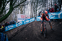 ADAMS Jens (BEL/Pauwels sauzen - Vastgoedservice)<br /> <br /> Brussels Universities Cyclocross (BEL) 2019<br /> Elite Men's Race<br /> DVV Trofee<br /> ©kramon