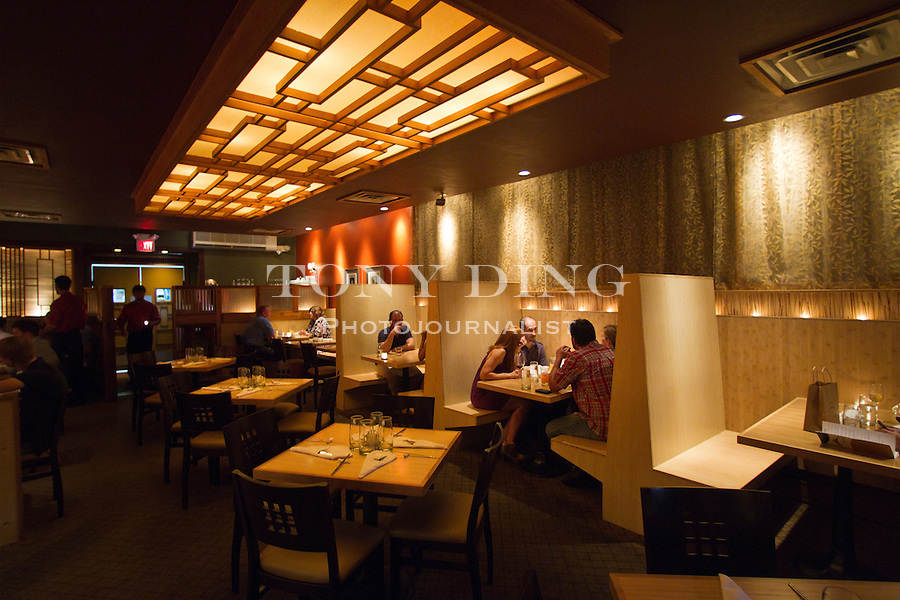 Pacific Rim (114 W. Liberty; 734-662-9303; www.pacificrimbykana.com) on Friday, Sept. 2, 2011 in Ann Arbor, Mich. (Tony Ding for The New York Times)