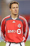 14 April 2007: Toronto's Richard Mulrooney. The New England Revolution defeated Toronto FC 4-0 at Gillette Stadium in Foxboro, Massachusetts in an MLS Regular Season game.