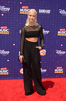 LOS ANGELES - APR 29:  Zara Larsson at the 2016 Radio Disney Music Awards at the Microsoft Theater on April 29, 2016 in Los Angeles, CA