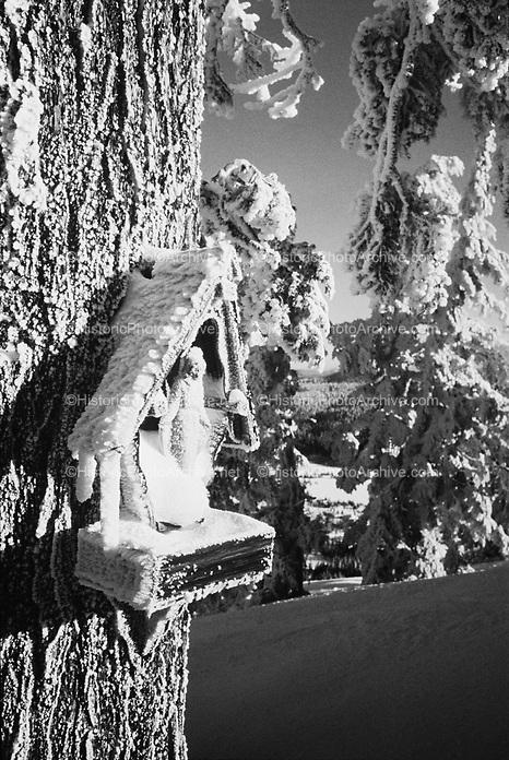 "Ackroyd C03635. ""Shrine at Mt. Bachelor. January 1974"""