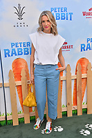 Ever Carradine at the world premiere for &quot;Peter Rabbit&quot; at The Grove, Los Angeles, USA 03 Feb. 2018<br /> Picture: Paul Smith/Featureflash/SilverHub 0208 004 5359 sales@silverhubmedia.com
