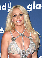 BEVERLY HILLS, CA - APRIL 12: Britney Spears at the 29th Annual GLAAD Media Awards at The Beverly Hilton Hotel on April 12, 2018 in Beverly Hills, California. <br /> CAP/MPIFS<br /> &copy;MPIFS/Capital Pictures