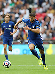 Chelsea's Alvarao Morata in action during the premier league match at the Wembley Stadium, London. Picture date 20th August 2017. Picture credit should read: David Klein/Sportimage