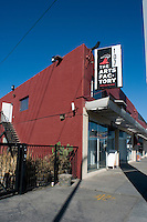 The Arts factory in the Art District Las Vegas Nevada.