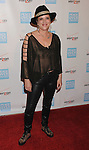 BEVERLY HILLS, CA - OCTOBER 28: Eve Ensler arrives at Peace Over Violence 40th Annual Humanitarian Awards dinner at Beverly Hills Hotel on October 28, 2011 in Beverly Hills, California.