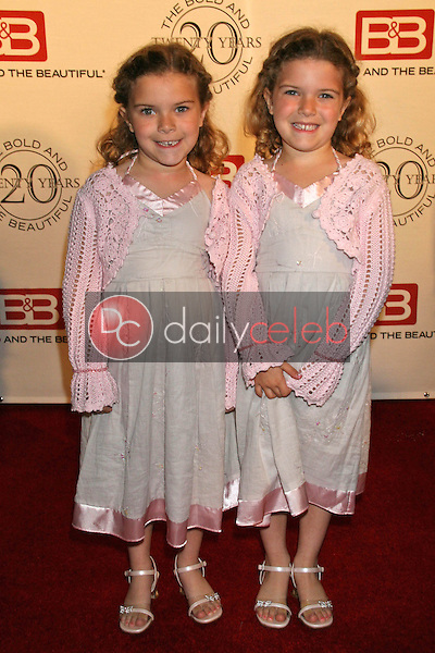 Amanda Pace and Rachel Pace<br />