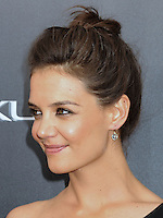 NEW YORK CITY, NY, USA - AUGUST 06: Actress Katie Holmes arrives at the 2nd Annual Lexus Short Films 'Life is Amazing' New York premiere presented by The Weinstein Company and Lexus held at SVA Theatre on August 6, 2014 in New York City, New York, United States. (Photo by Celebrity Monitor)
