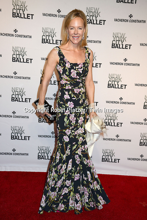 Carol Mack attends the New York City Ballet Spring 2014 Gala on May 8, 2014 at David Koch Theatre in Lincoln Center in New York City, NY, USA.