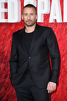 "Matthias Schoenaerts<br /> arriving for the ""Red Sparrow"" premiere at the Vue West End, Leicester Square, London<br /> <br /> <br /> ©Ash Knotek  D3382  19/02/2018"