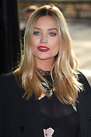 Laura Whitmore<br /> arriving for the TRIC Christmas Party, Grosvenor House Hotel, London.<br /> <br /> <br /> &copy;Ash Knotek  D3362  12/12/2017