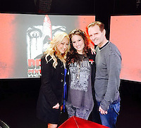 Jennifer Blanc-Biehn, Vanessa Gomez, Michael Biehn<br />