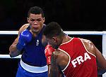 21/08/2016 - Boxing - Pavillion 6 - Riocentro - Rio de Janeiro - Brazil