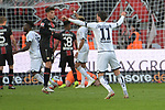 03.11.2018, BayArena, Leverkusen, GER, 1. FBL,  Bayer 04 Leverkusen vs. TSV 1899 Hoffenheim,<br />  <br /> DFL regulations prohibit any use of photographs as image sequences and/or quasi-video<br /> <br /> im Bild / picture shows: <br /> Florian Grillitsch (Hoffenheim #11),  Torjubel / Jubel / Jubellauf,    <br /> Foto &copy; nordphoto / Meuter