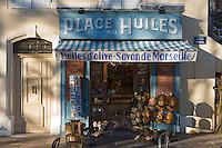 Europe/France/Provence-Alpes-Côte d'Azur/13/Bouches-du-Rhône/Marseille: Epicerie fine- Place aux Huiles, 2, pl. Daviel