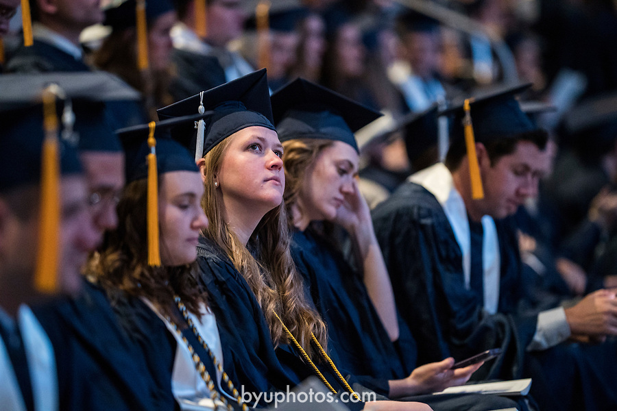 1704-51 2017 Spring Commencement 1175<br /> <br /> 1704-51 2017 Spring Commencement<br /> <br /> April 27, 2017<br /> <br /> Photography by Aaron Cornia/BYU<br /> <br /> Copyright BYU Photo 2017<br /> All Rights Reserved<br /> photo@byu.edu  (801)422-7322