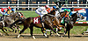 Jane's Kid winning at Delaware Park on 8/1/09