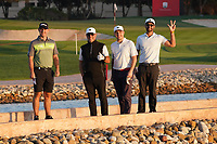 Paul Waring (ENG) leaving the 6th during the Pro-Am of the Abu Dhabi HSBC Championship 2020 at the Abu Dhabi Golf Club, Abu Dhabi, United Arab Emirates. 15/01/2020<br /> Picture: Golffile | Thos Caffrey<br /> <br /> <br /> All photo usage must carry mandatory copyright credit (© Golffile | Thos Caffrey)