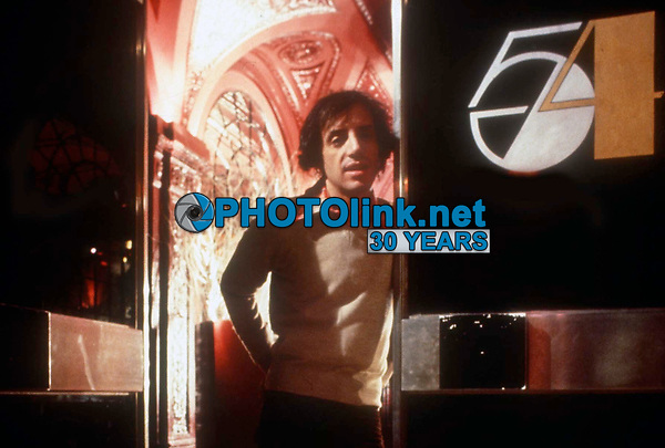 New York, NY<br /> 1978 FILE PHOTO<br /> Steve Rubell at Studio 54<br /> Photo by Adam Scull-PHOTOlink.net