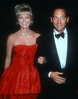 Cheryl Tiegs, Tony Peck, 1992, Photo By Michael Ferguson/PHOTOlink