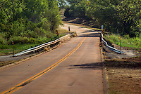 Old Route 66  near Canute Oklahoma.