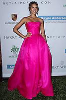 CULVER CITY, CA - NOVEMBER 09: Actress Jessica Alba arrives at the 2nd Annual Baby2Baby Gala held  at The Book Bindery on November 9, 2013 in Culver City, California.