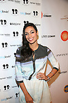 Actress - Rosario Dawson- Arrivals-Boy Meets Girl By Stacy Igel At New York Fashion Week Style360, NY   2/13/13