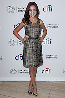 BEVERLY HILLS, CA - SEPTEMBER 10: Actress Bailee Madison arrives at the PaleyFestPreviews: Fall TV - ABC's Trophy Wife held at The Paley Center for Media on September 10, 2013 in Beverly Hills, California. (Photo by Xavier Collin/Celebrity Monitor)