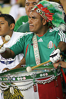 Mexican fanaticos during the USA vs Mexico International Friendly match. USA beat Mexico 2-0 in Glendale, AZ, Wednesday, Feb. 7, 2007.