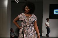 SÃO PAULO, SP, 24.07.2016 - MODA-SP - Desfile da marca Pernambucanas durante o 14 Fashion Weekend Plus Size que acontece neste domingo, 24 no Centro de Convenções Frei Caneca.(Foto: Ciça Neder/Brazil Photo Press)