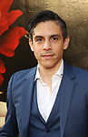 "Matthew Lopez attends the Broadway Opening Night Performance of ""Hadestown"" at the Walter Kerr Theatre on April 17, 2019  in New York City."