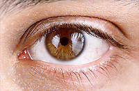 HUMAN EYE<br />
