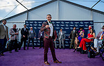 November 3, 2018 : Longines Prize for Elegance on Breeders Cup World Championships Saturday at Churchill Downs on November 3, 2018 in Louisville, Kentucky. Scott Serio/Eclipse Sportswire/CSM