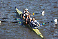 Crew: 233  UTC (A)  Upper Thames RC (C Cooper)  4- Chall<br /> <br /> Fours Head of the River 2018<br /> <br /> To purchase this photo, or to see pricing information for Prints and Downloads, click the blue 'Add to Cart' button at the top-right of the page.