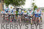 Kanturk Cycle club at the Tralee Manor West GP on Sunday