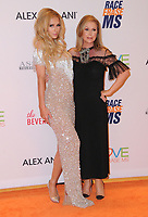 05 May 2017 - Beverly Hills, California - Paris Hilton, Kathy Hilton. 24th Annual Race to Erase MS Gala held at Beverly Hilton Hotel in Beverly Hills. Photo Credit: Birdie Thompson/AdMedia