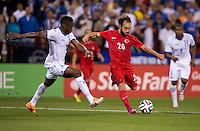 Washington, DC - May 29, 2014: Turkey defeated Honduras 2-0 at RFK Stadium