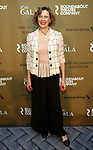 Annette Benning attends the Roundabout Theatre Company's 2019 Gala honoring John Lithgow at the Ziegfeld Ballroom on February 25, 2019 in New York City.