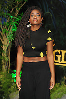 "Clara Amfo<br /> European premiere of ""The Jungle Book"" <br /> BFI IMAX, London"