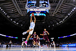 GREENVILLE, SC - MARCH 17: Tony Bradley (5) of the University of North Carolina puts up a shot against Texas Southern University during the 2017 NCAA Men's Basketball Tournament held at Bon Secours Wellness Arena on March 17, 2017 in Greenville, South Carolina. (Photo by Grant Halverson/NCAA Photos via Getty Images)