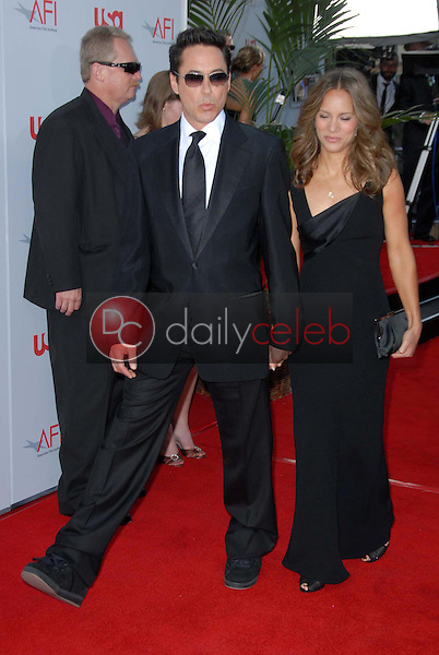Robert Downey Jr. and Susan Downey<br />at the 36th AFI Lifetime Achievement Award Tribute To Warren Beatty. Kodak Theatre, Hollywood, CA. 06-12-08<br />Dave Edwards/DailyCeleb.com 818-249-4998