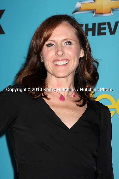 Molly Shannon.arrives at the GLEE Spring Premiere Party 2010.Chateau Marmont.Los Angeles, CA.April 12, 2010.©2010 Kathy Hutchins / Hutchins Photo...