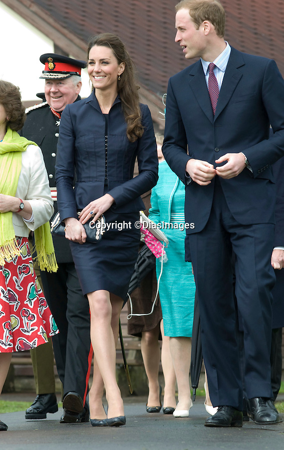 "PRINCE WILLIAM & KATE MIDDLETON_.visited the Witton Country Park, Darwen on their final public engagement before their wedding..Miss Middleton flagged off a race and met disabled riders before going on a walkabout, Blackburn_11/04/2011.Mandatory Photo Credit: ©Dias/DIASIMAGES..**ALL FEES PAYABLE TO: ""NEWSPIX INTERNATIONAL""**..PHOTO CREDIT MANDATORY!!: DIASIMAGES(Failure to credit will incur a surcharge of 100% of reproduction fees)..IMMEDIATE CONFIRMATION OF USAGE REQUIRED:.DiasImages, 31a Chinnery Hill, Bishop's Stortford, ENGLAND CM23 3PS.Tel:+441279 324672  ; Fax: +441279656877.Mobile:  0777568 1153.e-mail: info@diasimages.com"