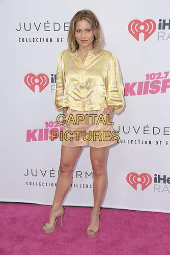 01 June 2019 - Carson, California - Candace Cameron-Bure.  2019 iHeartRadio Wango Tango held at The Dignity Health Sports Park.    <br /> CAP/ADM/PMA<br /> ©PMA/ADM/Capital Pictures