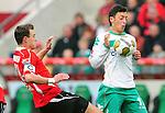 9.Spieltag der Fussball Bundesliga 2008/2009