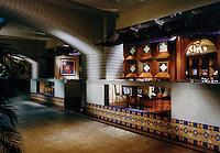 Custom mosaic border for Argosy Casino Kansas City, Missouri dining area