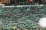 11.02.2018, Weserstadion, Bremen, GER, 1.FBL, SV Werder Bremen vs VfL Wolfsburg<br /> <br /> im Bild<br /> Fan-Protest in der Ostkurve gegen Videobeweis, <br /> <br /> Foto &copy; nordphoto / Ewert