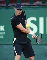 11-7-06,Scheveningen, Siemens Open, rirst round match, Melle van Gemerden